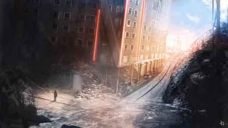 City Escape by jordangrimmer