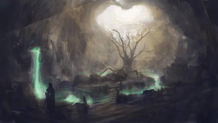 Elder Tree Speedy by jordangrimmer