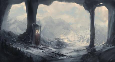 Snow Sanctuary by jordangrimmer