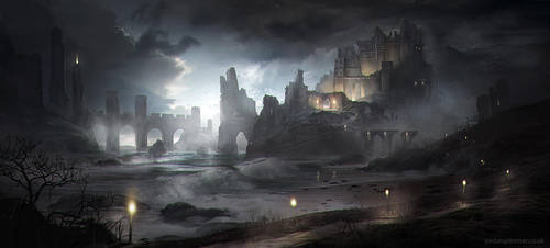 Devil's Bay by jordangrimmer