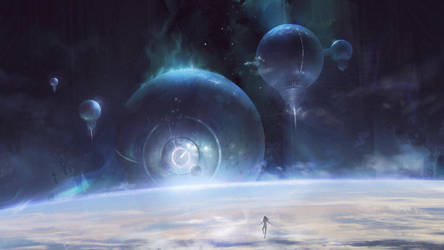 TheFatRat - The Calling Official Artwork by jordangrimmer