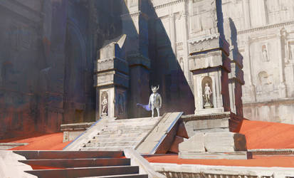 Sentinel by jordangrimmer