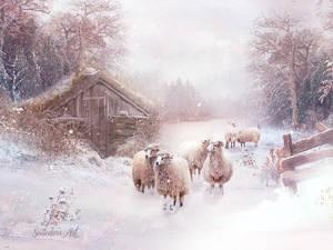 Wintertale by SoulcolorsArt