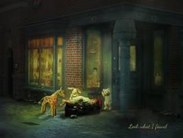 Toyshop by SoulcolorsArt