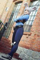 Zootopia cosplay // Judy Hopps by DAIxSORA