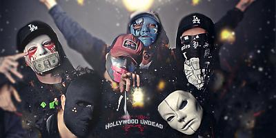 Hollywood Undead Signature by kedzoj