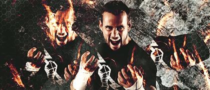 CM Punk Nexus by kedzoj