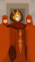 Queen Amidala by msFlyingMonkey