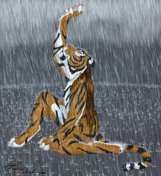 Let It Rain by TheFireTigress