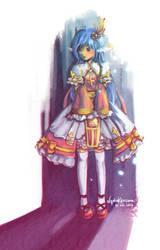 Bishop Olette by lydia-san