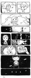 Brick Wall (pg.1) by lydia-san