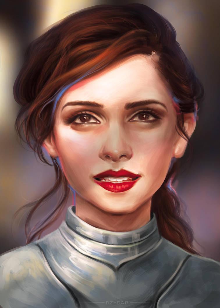 Belle knight by Dzydar