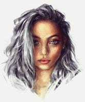 Silver by Dzydar