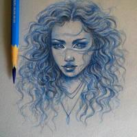 Waves by Dzydar