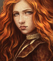 Brave by Dzydar