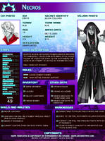 Necros Profile by EvilFuzz