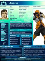 Ambush Profile by EvilFuzz