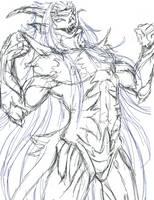 Trade WIP: Imp Etheon by EvilFuzz