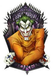 The Joker by EvilFuzz