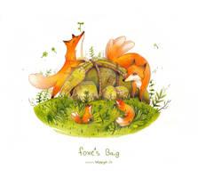 Foxe s Bag by Seppyo