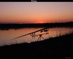 fishing by siscanin