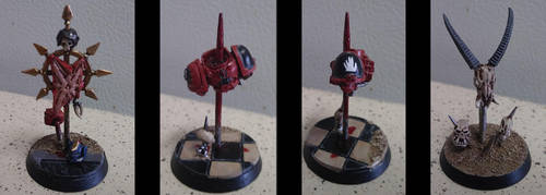 Night Lord Objective Markers by darkageis