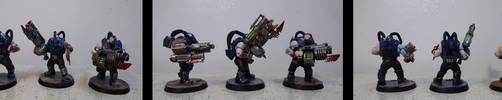 Obliterators by darkageis