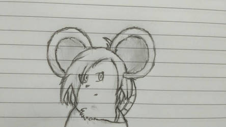 sum rat girl named alex by Schwichtemberg