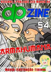 DPZINE #54 by DPZINE-COM
