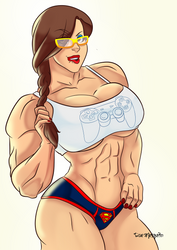 Level 8 - Non-Canonical Muscle by Odie1049