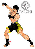 Tai Chi Master by Odie1049