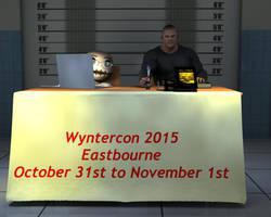 Wyntercon 2015 by SimonJM