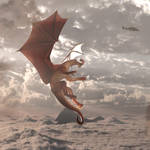 Dragon by SimonJM