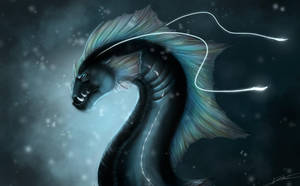 Abyssal Dragon by Dracarian