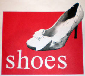 'Shoes' second design by hilaroo
