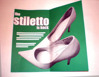 The stiletto is back :P by hilaroo