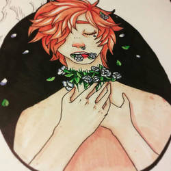 In bloom by xXDrawingAddictXx