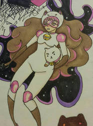 Bee and Puppycat by xXDrawingAddictXx