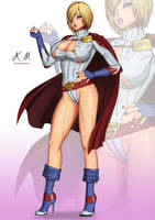 Power Girl by KillerMoon