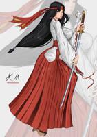 Tomoe by KillerMoon