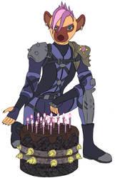happy birthday! by tmp999 by beastlor