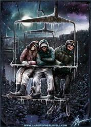 Frozen. by Lovell-Art