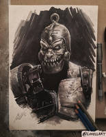 Trap Jaw by Lovell-Art
