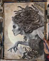 'MEDUSA' by Lovell-Art