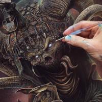 NADIR - Work in progress by Lovell-Art