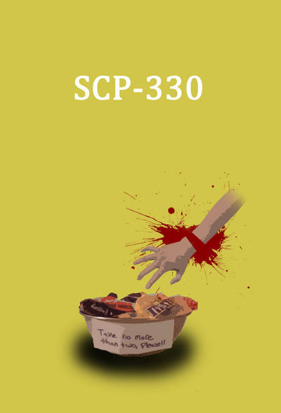 Scp 330 Take Only Two By Maxalate On Deviantart