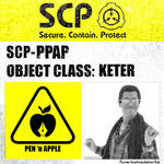 SCP-PPAP by maxalate
