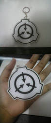 SCP keyring by maxalate