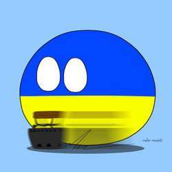 UA-Ball -- SCP-069-UA by maxalate