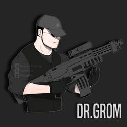 SCP-DE - Dr.Grom by maxalate